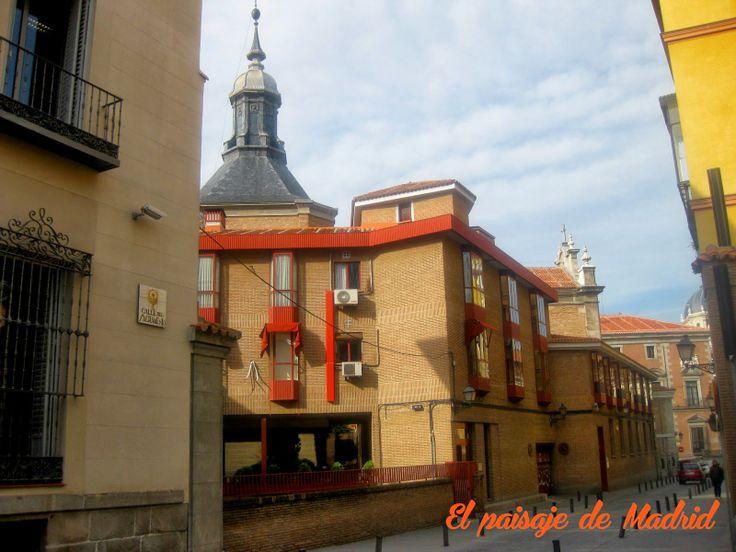 "el paisaje de Madrid: Vista previa ""El desaparecido Convento del Sacramento. II"" http://elpaisajedemadrid.blogspot.com.es/2014/04/el-desaparecido-convento-del-sacramento.html"