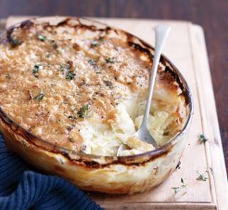 Creamy potato bake   Healthy Food Guide