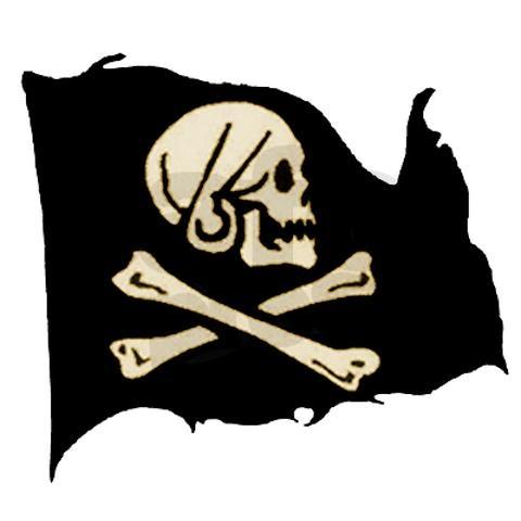 Henry Avery's flag: Jud's tattoo?