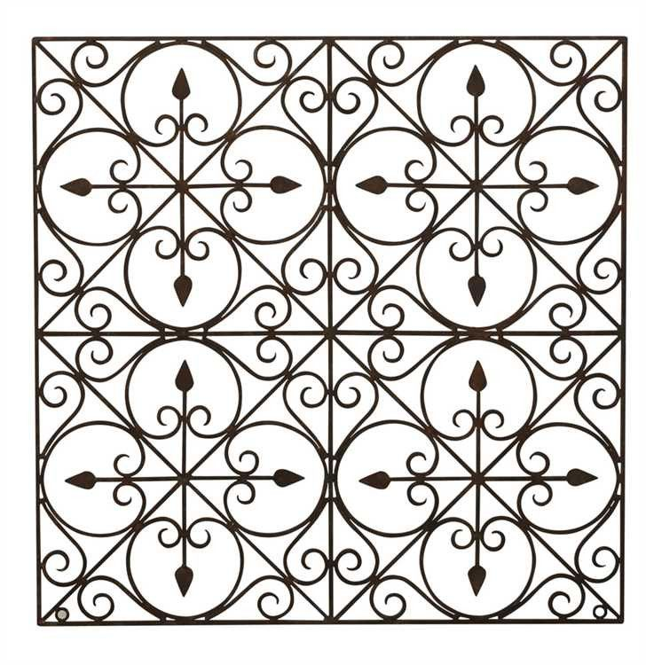 top 25 ideas about wrought iron wall art on pinterest