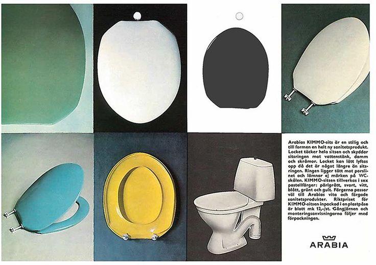 Mainosgrafiikkaa vuosien takaa. http://www.ido.fi #bathroom #bathroomdesign #interiordesign #homespa #scandinaviandesign #bathroomideas #bathroomsink #interiordecoration #toilet #factory #sink #finnishdesign #bathroominspiration #ceramics #ceramicsoven #bathroomidea #tap #washbasin #fauset #behindthescenes #sanitary #porcelain #interiorideas #advertisement #history #toiletseat #graphics #advertisement #marketing #printad #colorful