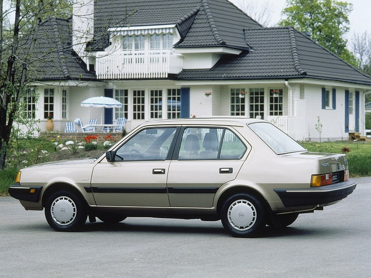 Volvo 360 (1983 – 1991).
