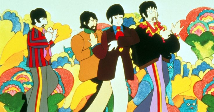 For the 50th anniversary of the Beatles' 'Yellow Submarine,' Apple Corps. will release an authorized comic book adaptation in 2018.