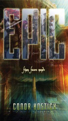 Epic - Conor Kostick (3 books)
