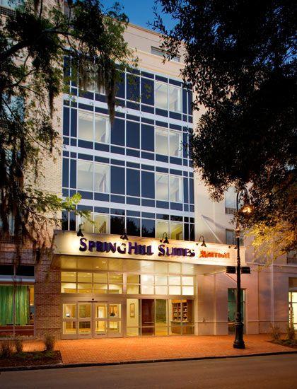 Springhill Suites Savannah Downtown Historic District