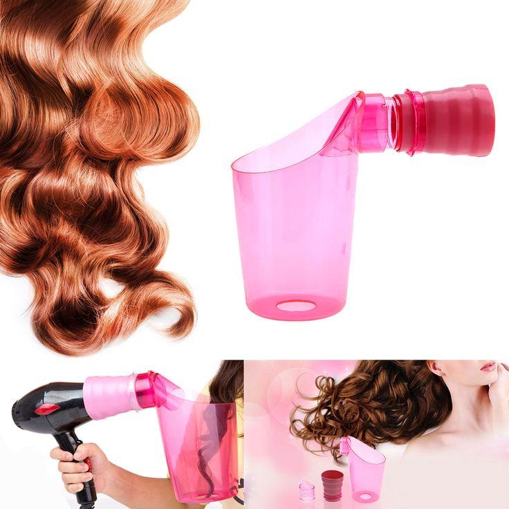 Профессиональный уход за волосами сочная керлинг инструмент волосы ветер спин фен мягкий бигуди для волос диффузоркупить в магазине Five Star Outlet наAliExpress