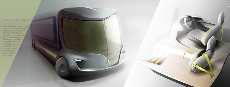 Portfolio containing a selection of my best work from my BA in Product Design and up to my current MA in Vehicle Design.Currently seeking an internship opportunity in the automotive industry.Enjoy my work!