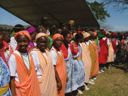 TSONGA PEOPLE: SOUTH AFRICAN PEACEFUL AND CONSERVATIVE TRIBE