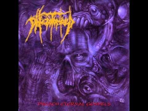 PHLEBOTOMIZED - Preach Eternal Gospels ◾ (EP 1993, Dutch avant-garde death/doom metal)