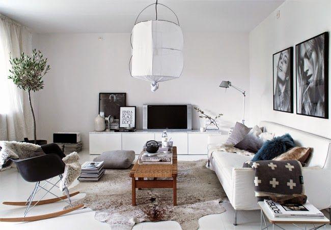 STIL INSPIRATION: My livingroom - new coffee tables