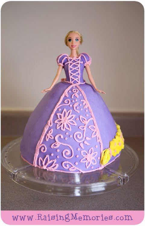 35 Best Barbie Cakes Images On Pinterest Barbie Cake Doll Cakes