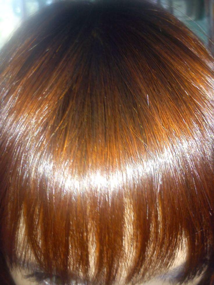 Witajcie kochani:)   W zeszły weekend miałam kolejne podejście do hennowania włosów;)   O mojej pierwszej przygodzie z Henn...