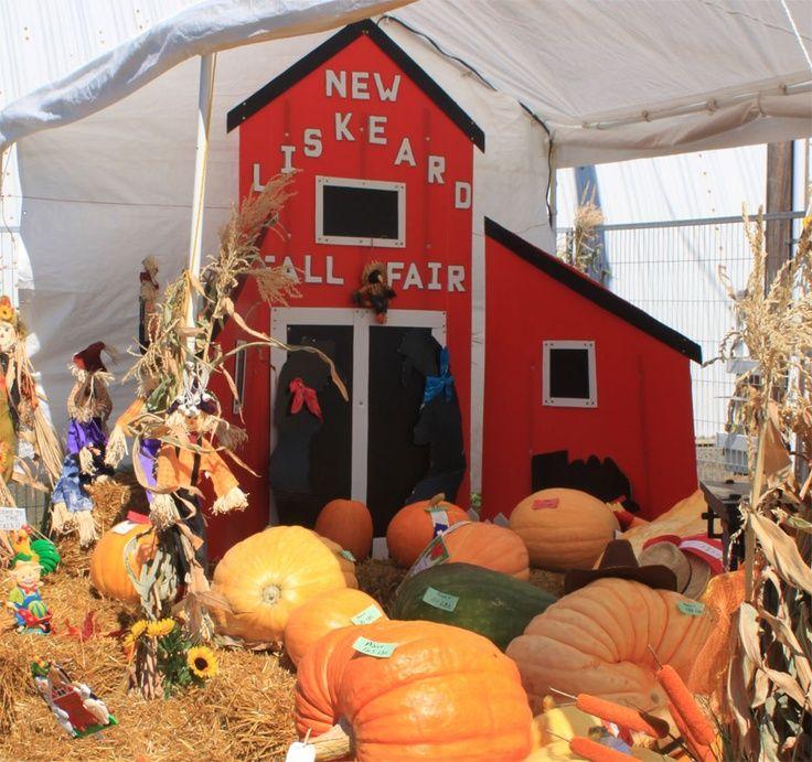 New Liskeard Fall Fair - New Liskeard Ontario