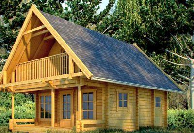 Las casas prefabricadas de madera son las m s baratas y for Casas prefabricadas de madera baratas
