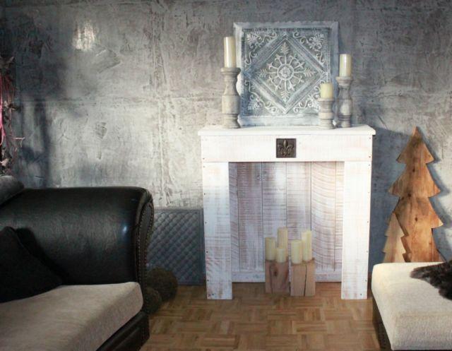 die besten 25 dekokamin ideen auf pinterest kerzen in. Black Bedroom Furniture Sets. Home Design Ideas