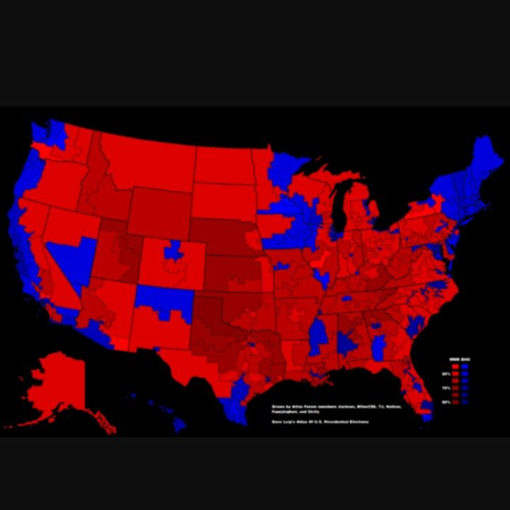 Best Trump For President Images On Pinterest Donald Trump - 2016 us election results county map