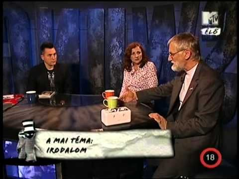 MTV Swung : Kortárs magyar irodalom - YouTube