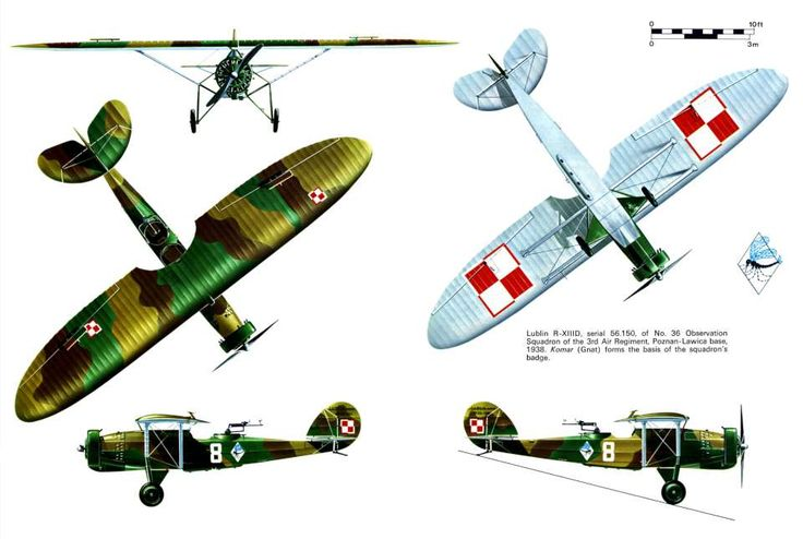 Lublin R.XIIID Variants 5view-960
