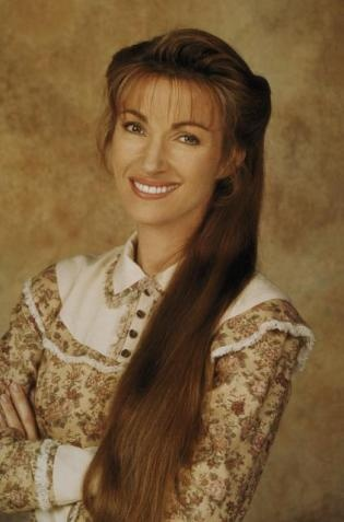 Jane Seymour-Dr Quinn ...One of my favorites!...I love dr. Quinn medicine women!!! :)