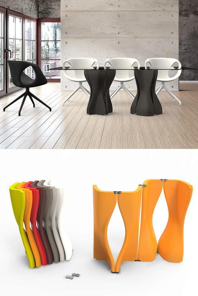 Rectangular Custom #table MACu0027S TABLE By Tonon | #design Mac Stopa