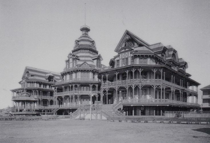 The Beach Hotel Galveston 1890 119 Rooms Texas History Pinterest Hotels And