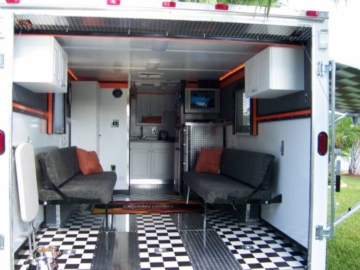 1000 Images About Rv Toy Hauler Makeover On Pinterest