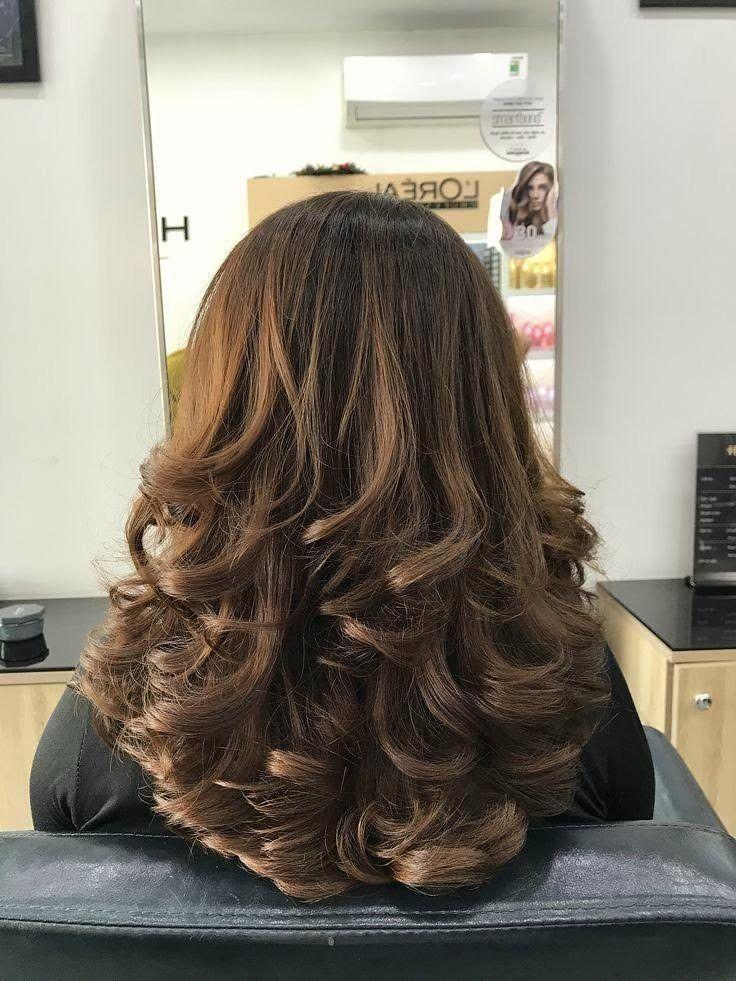 Coiffure Longue Bouclee Curls For Long Hair Beautiful Long Hair Hair Styles