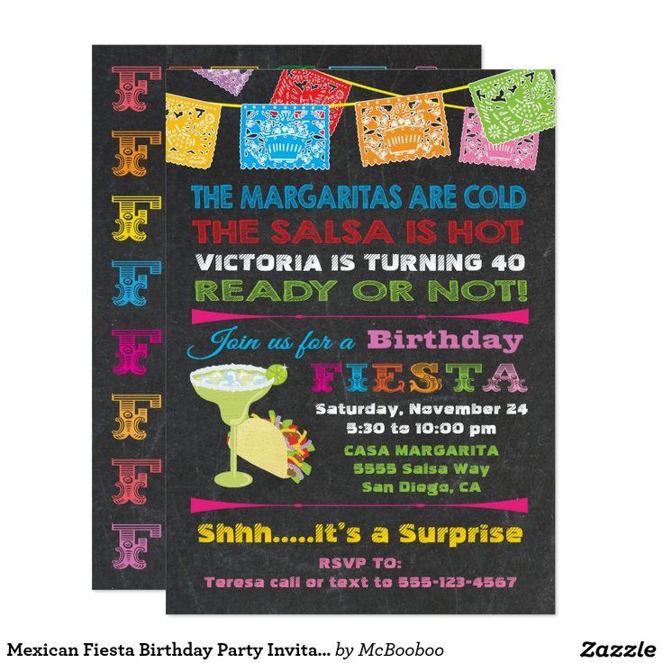 Shhh Red Polka Dot Surprise Birthday Party Invitations | iPad ...