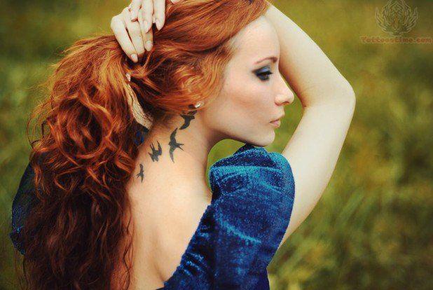 Tatoeages op rug van Hoofd In 15 Foto's For You Als Crypte deel 2