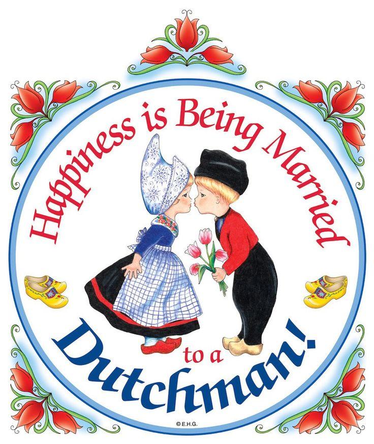 Cork Backed Ceramic Cheeseboard: Married Dutch - DutchNovelties  - 1