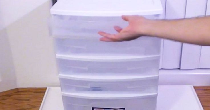 13 ways a boring plastic storage container can change the way you organize forever