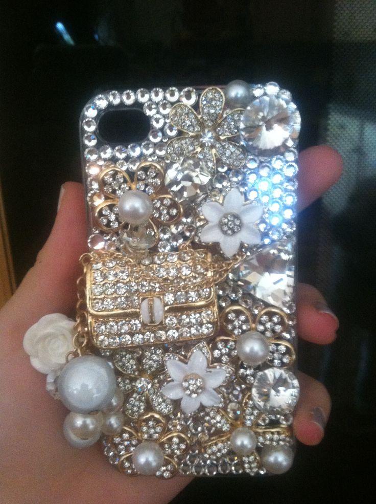 Bling phone case !!