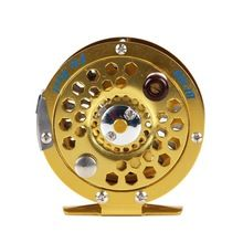 Fishing line Wheel Fly Fishing Reel Sea One Bearing Fishing Reels Portable Durable