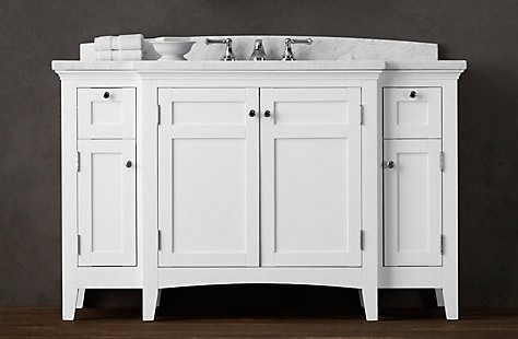 restoration hardware cartwright vanity thanks for the rh outlet here