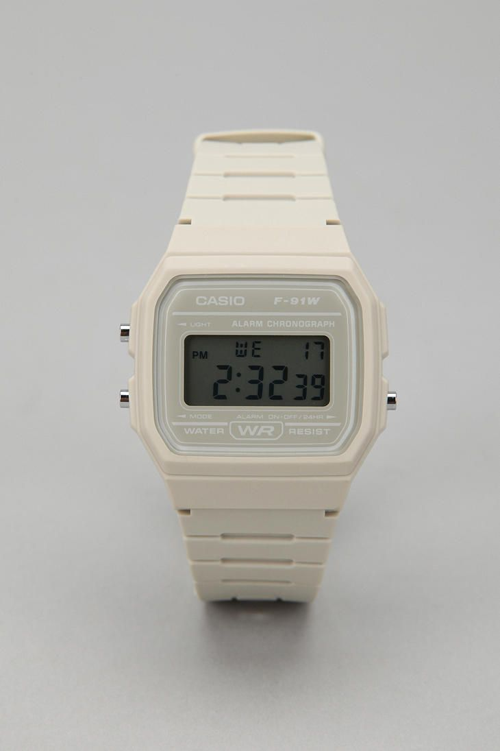 CASIO Neon Core Digital Watch. Got it <3