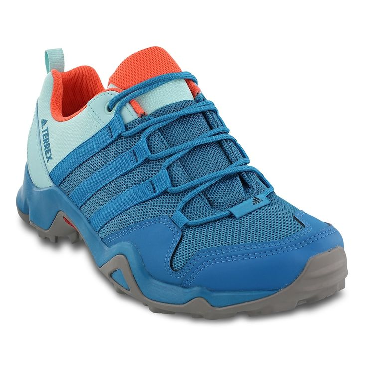 Adidas Outdoor Terrex AX2 Women's Hiking Shoes, Size: 6.5, Med Blue