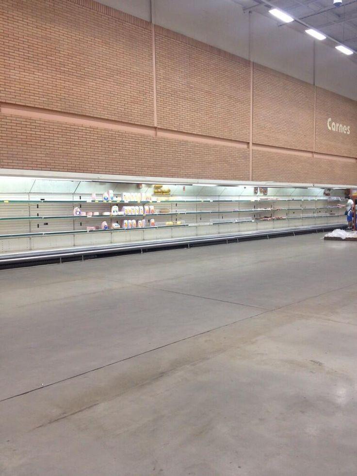 LOOK: The Fruits of Socialism - Venezuelan Food Lines