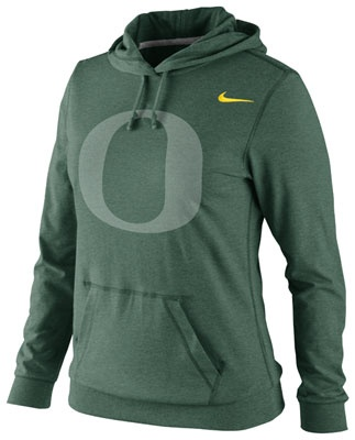 Oregon Ducks Women's Nike Hooded Sweatshirt #ducks #oregon #nike