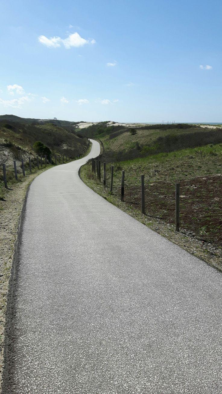 Gebied Zuiderstrand. Tussen Duindorp en Kijkduin.