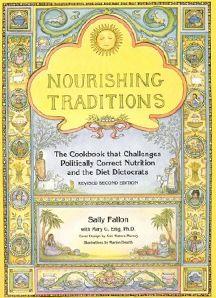 Nourishing Traditions Cookbook!