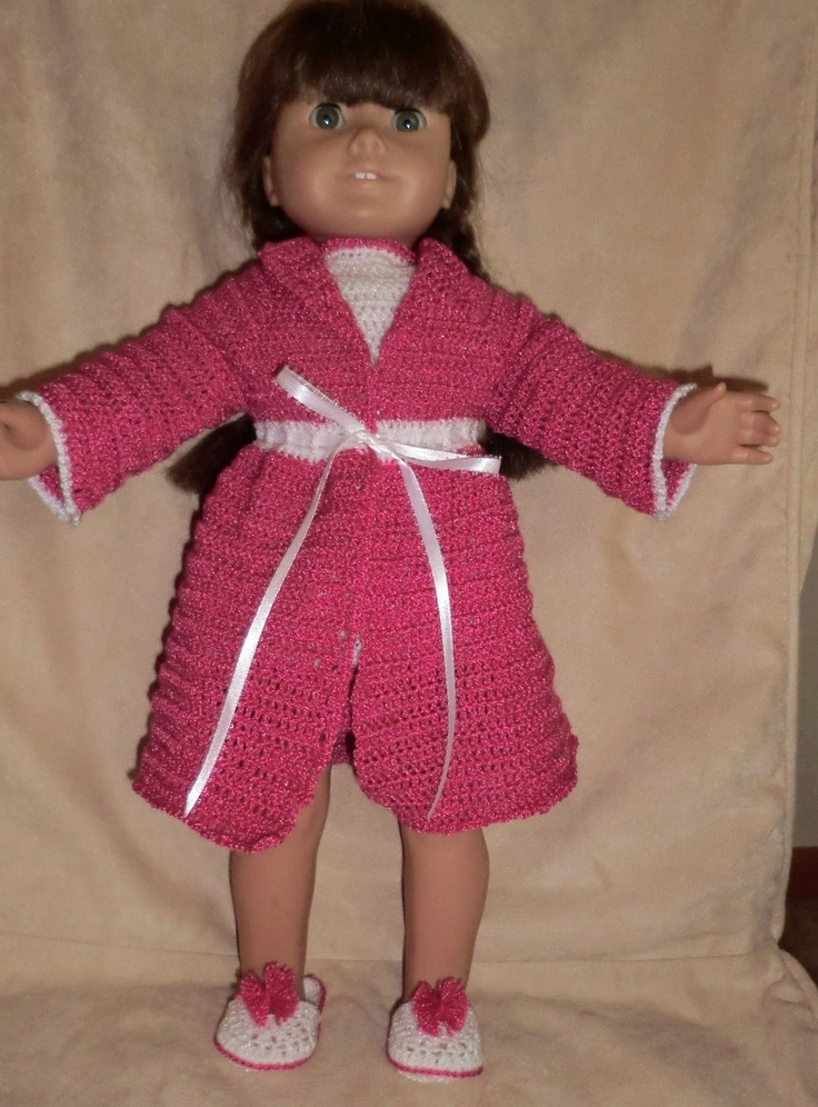 17 Best Images About 18 Inch Doll Clothes Crocheted On