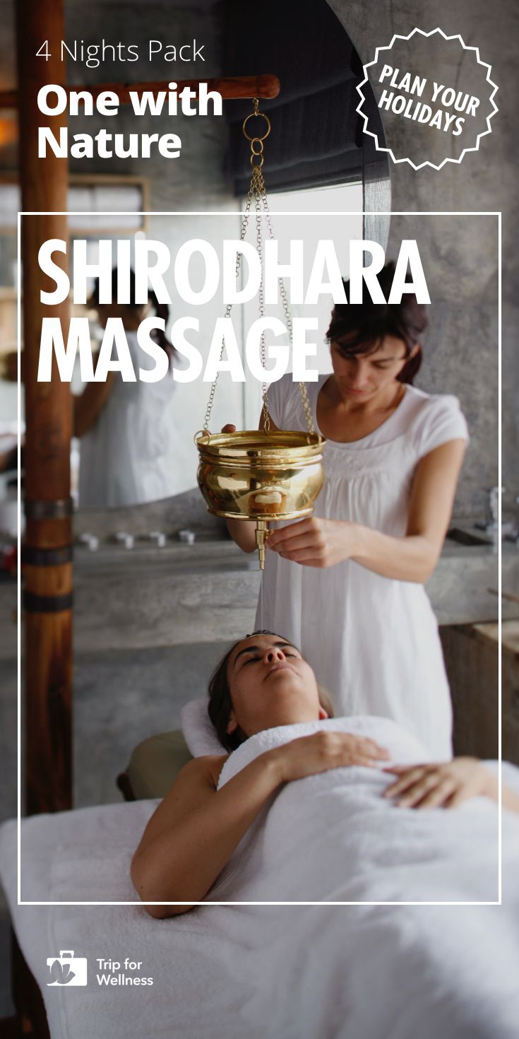 Stay at a Rural Charm Hotel in Portugal and relax with our luxury special wellness program. Shirodhara Massage, from the Ayurveda Indian Medicine, included. You won't find this travel anywhere besides Trip For Wellness.