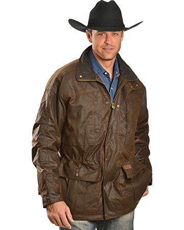 ba06bf3f83242 Outback Trading Company Deer Hunter Oilskin Jacket Review | Work ...