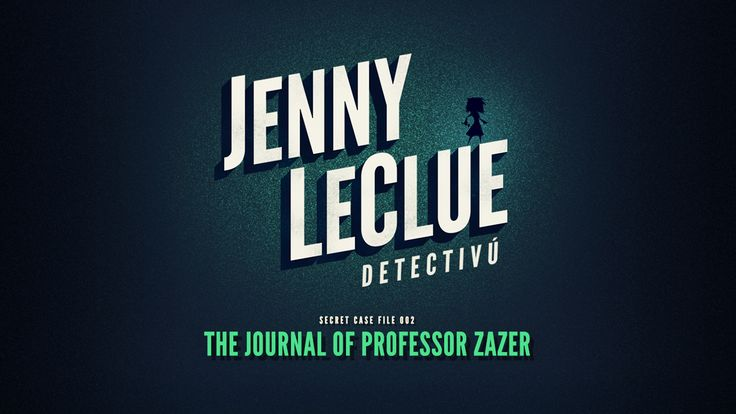 Jenny LeClue - ETA: 2017