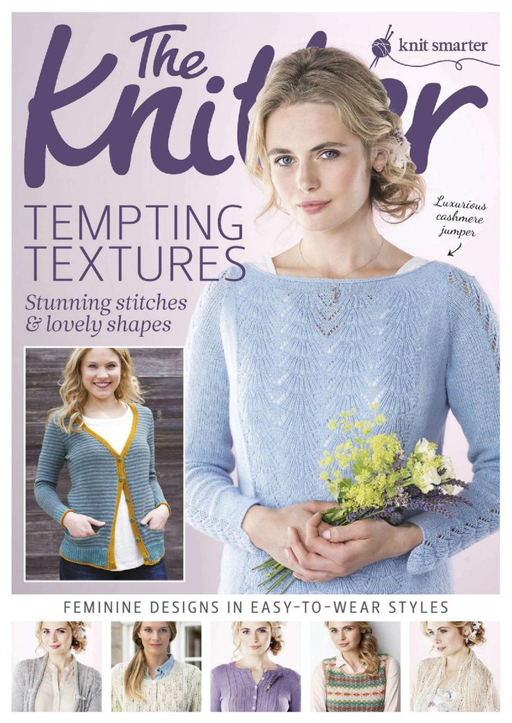 The Knitter Issue 88 2015 - 轻描淡写 - 轻描淡写