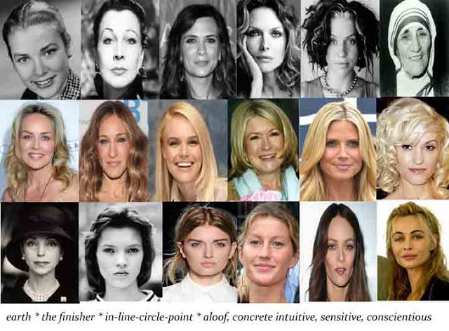 Examples of nordic facial features producer went