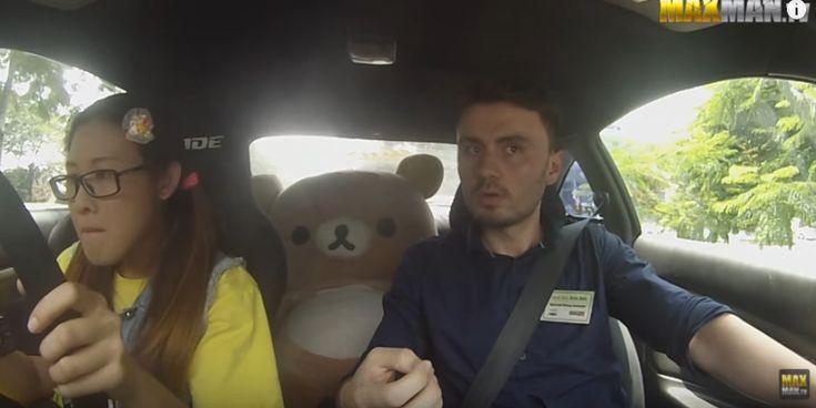 Video: Vystrelila si z inštruktorov autoškoly – tí mali v očiach smrť - Spišiakoviny.eu