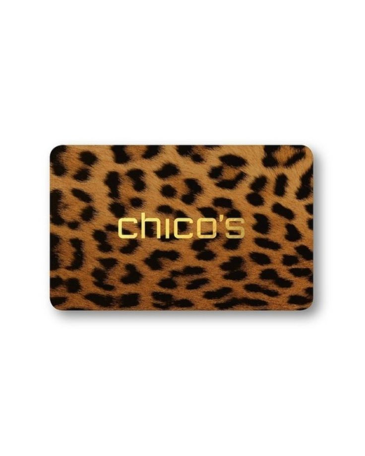 Chico's Women's Gift Cards, No Color