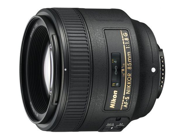 Nikon 85mm f/1.8G AF-S NIKKOR | London Camera Exchange