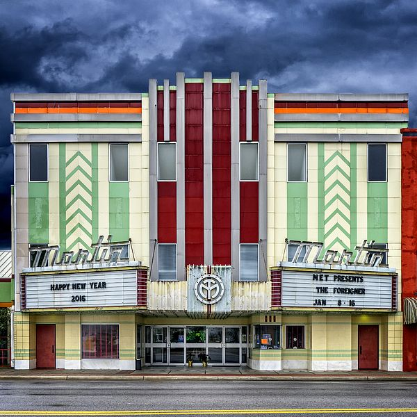 Art deco theater panama city fl